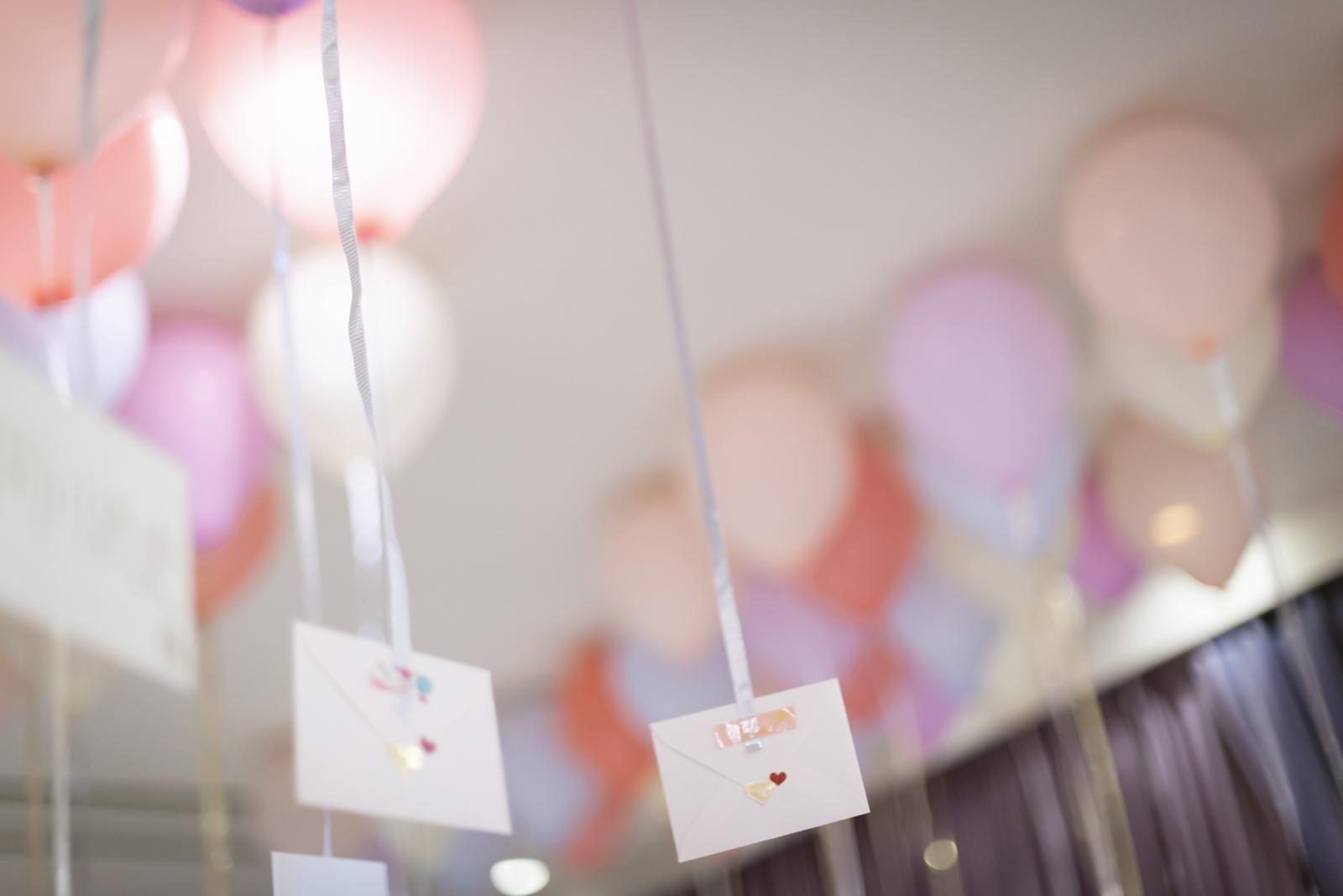 香川県の結婚式場シェルエメール&アイスタイルのバルーン