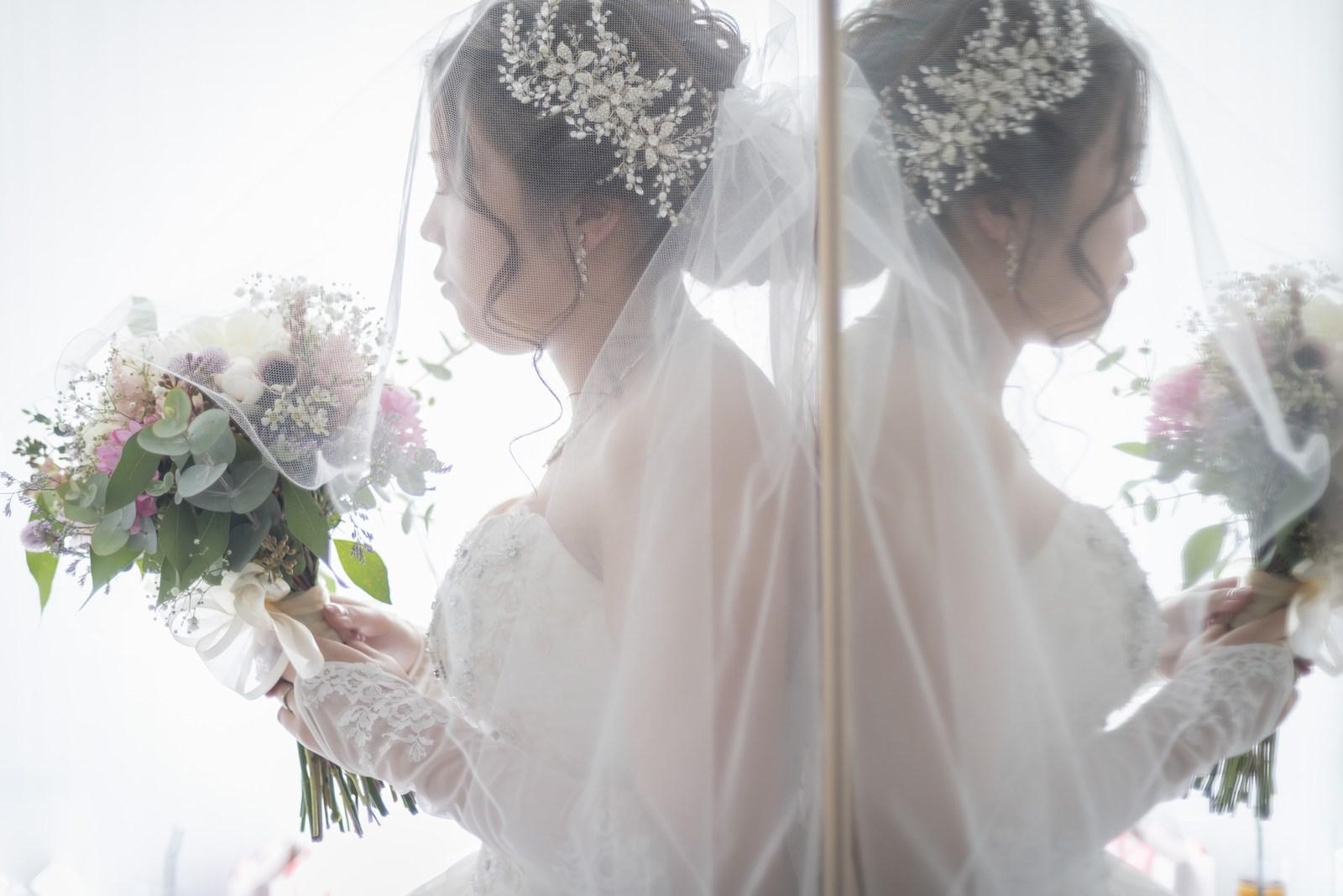 香川県の結婚式場シェルエメール&アイスタイルの新婦