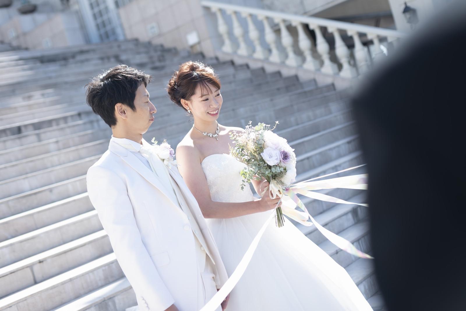香川県の結婚式場シェルエメール&アイスタイルのブーケプルズ